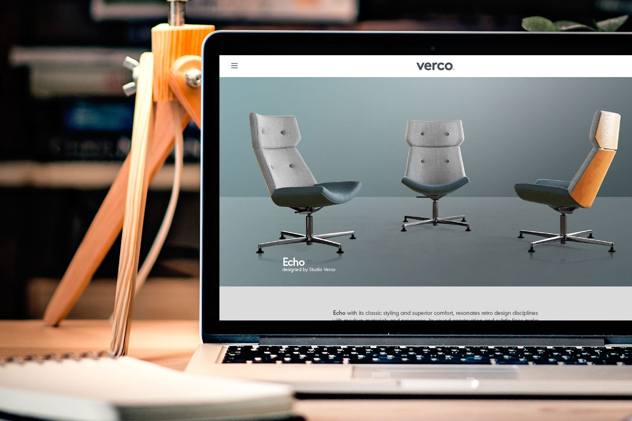 <h3>Verco Web</h3> <p>We made a website for Verco Web, check it out!</p>
